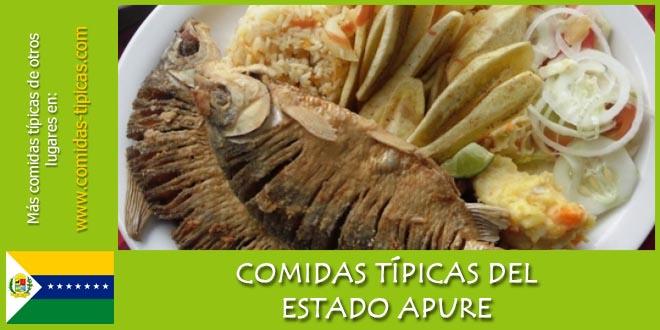Comidas típicas del estado Apure (Venezuela)