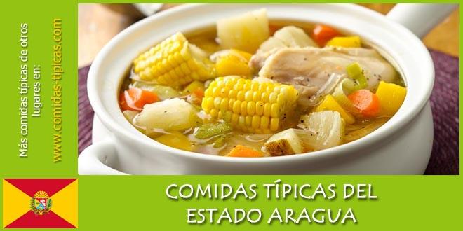 Comidas típicas del estado Aragua (Venezuela)