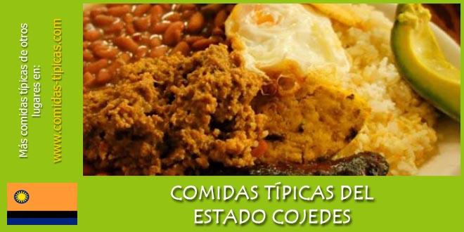 Comidas típicas del estado Cojedes (Venezuela)