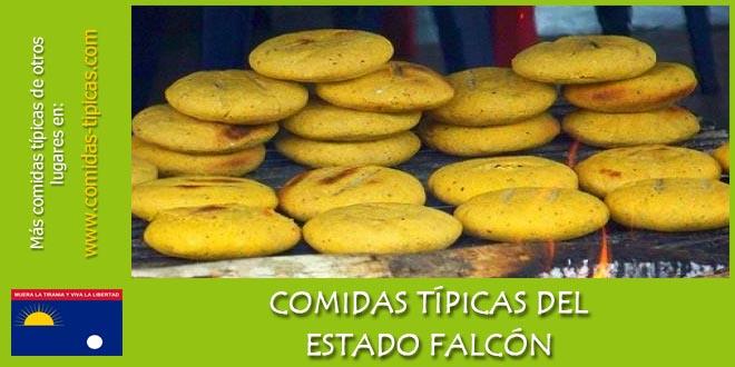 Comidas típicas del estado Falcón (Venezuela)