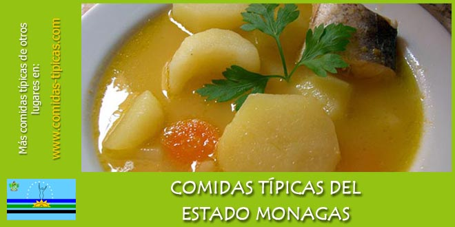 Comidas típicas del estado Monagas (Venezuela)