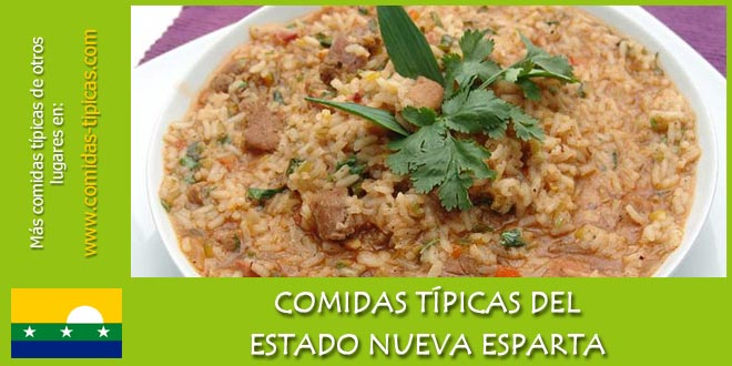 🥑 Comidas típicas del estado Nueva Esparta (Venezuela)