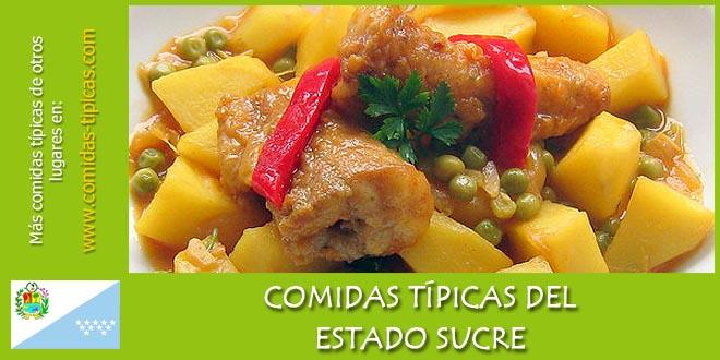 Comidas típicas del estado Sucre (Venezuela)