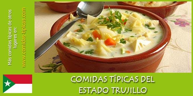 Comidas típicas del estado Trujillo (Venezuela)
