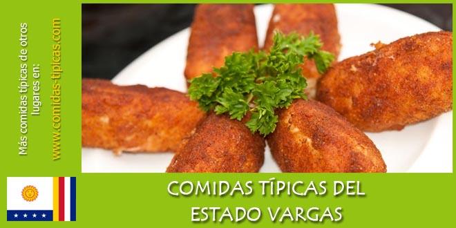 Comidas típicas del estado Vargas (Venezuela)