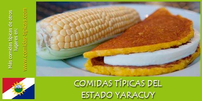 Comidas típicas del estado Yaracuy (Venezuela)