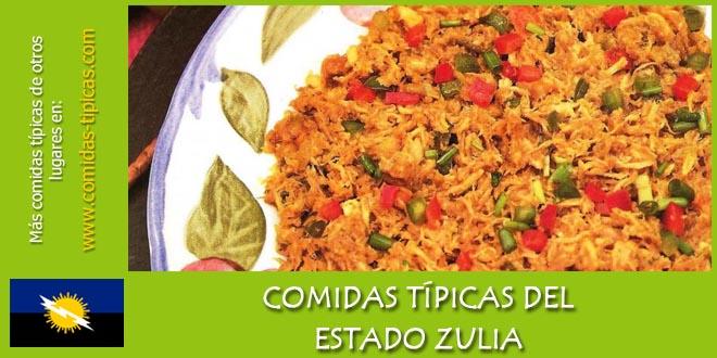 Comidas típicas del estado Zulia (Venezuela)