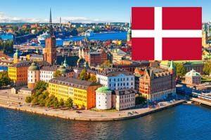 Comidas típicas de Dinamarca