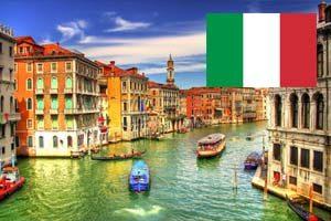 Comidas típicas de Italia