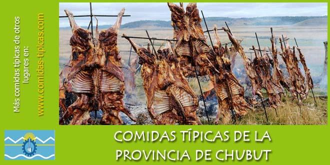 Comidas típicas de Chubut (Argentina)
