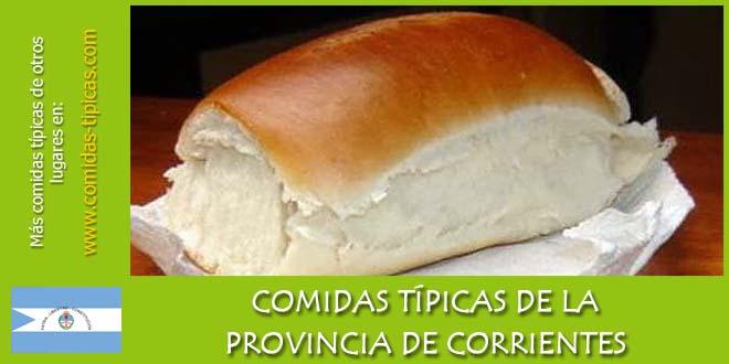 Comidas típicas de Corrientes (Argentina)