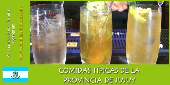 Comidas típicas de Jujuy (Argentina)