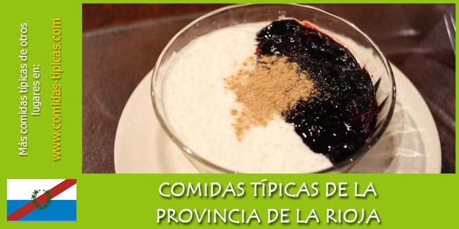 Comidas típicas de La Rioja (Argentina)