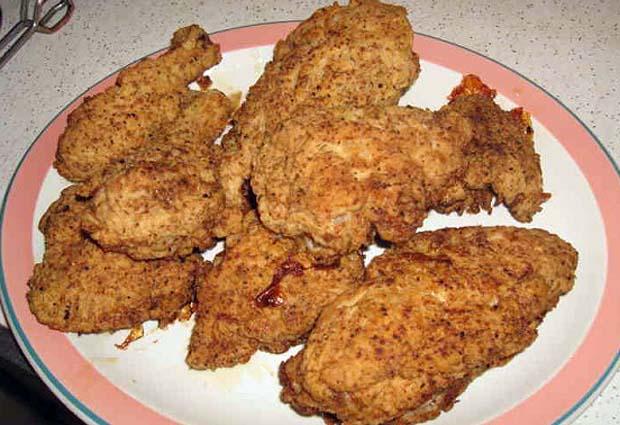 Mountain Chicken