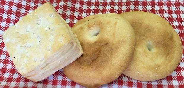 Tortitas Raspadas