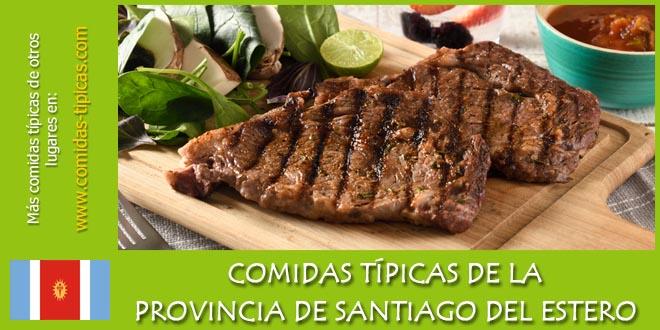 Comidas típicas de Santiago del Estero (Argentina)