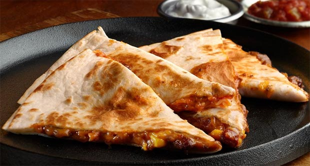 Quesadillas de Chili