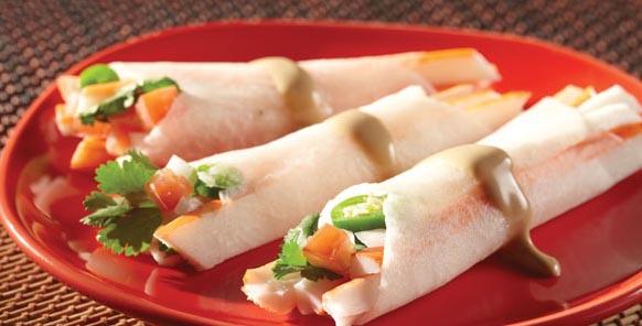 Tacos de Surimi