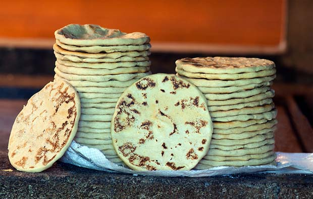 Tortillas Salvadoreñas