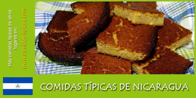 Comidas típicas de Nicaragua