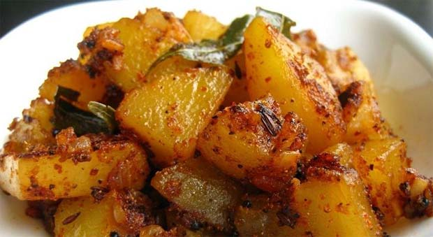 Curry de papas