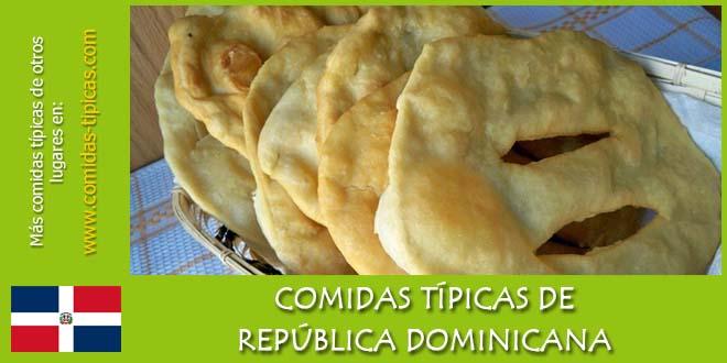 Comidas típicas de República Dominicana