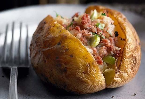 Jacket Potato - Baked Potato