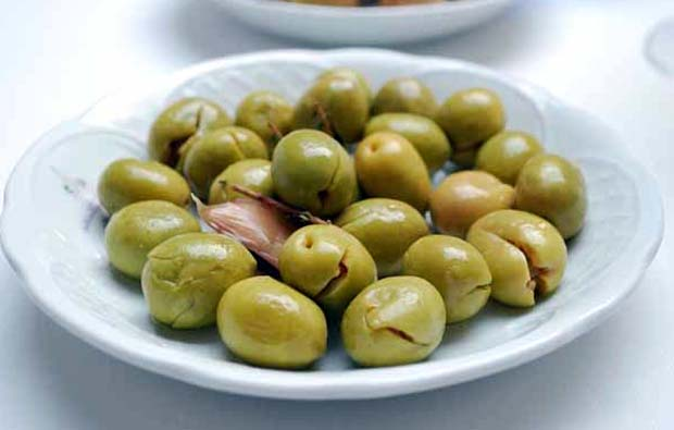 Aceitunas de Malaga